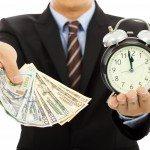 Nur effektive Arbeitszeit wird bezahlt