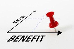 Mehr Nutzen statt Kosten