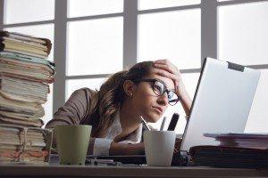 Outsourcen kann denn Stress lindern.